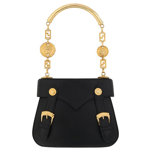 Gianni Versace Mini Buckle Handbag