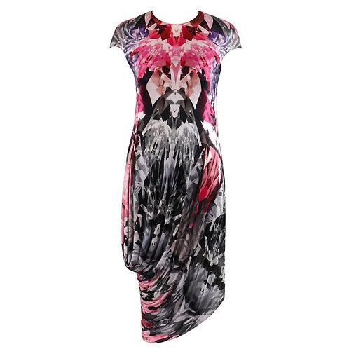 Alexander McQueen Kaleidoscope Dress