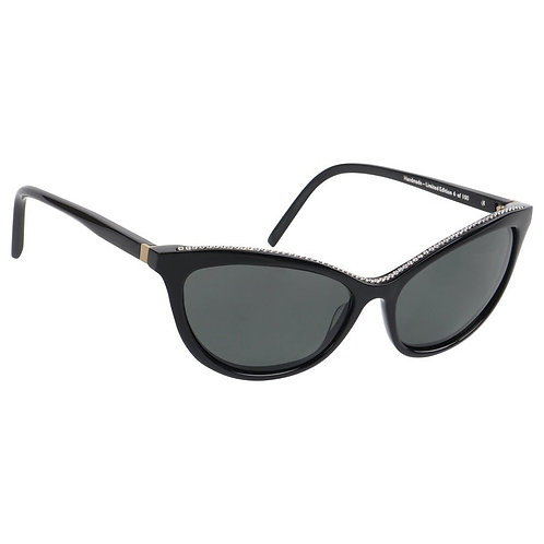 Tom Davies Crystal Cat Eye Sunglasses