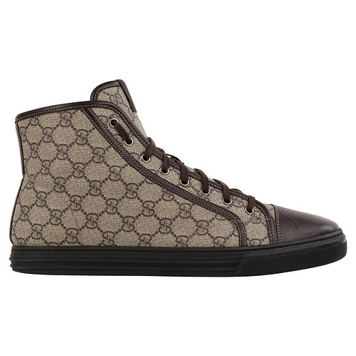 "Gucci ""California"" High Top Sneakers"