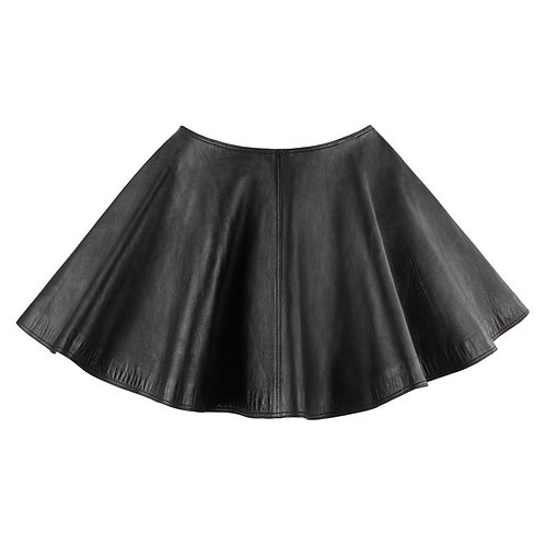Gianni Versace A-Line Mini Circle Skirt