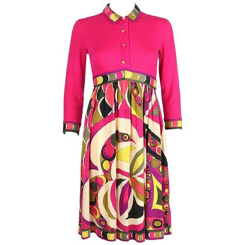 Emilio Pucci Cashmere Dress