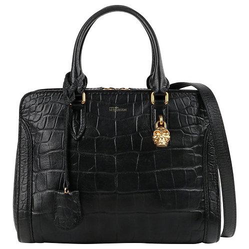 """Alexander McQueen 'Skull Padlock"""" Handbag"""