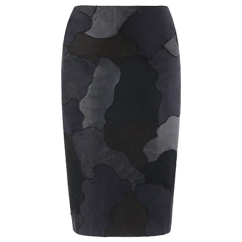 Alexander McQueen Panel Pencil Skirt