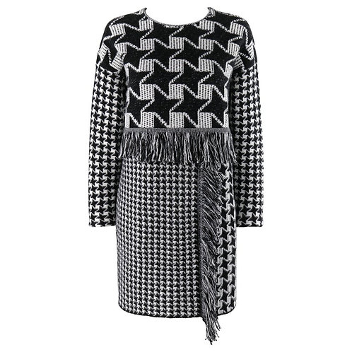 Stella McCartney Mini Shift Sweater Dress