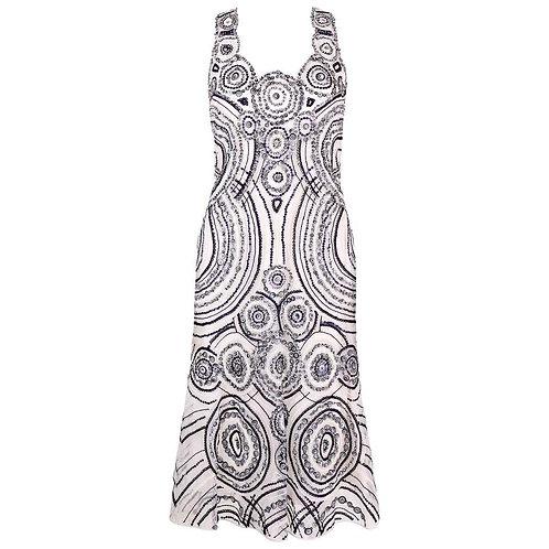 Carolina Herrera Embellished Dress