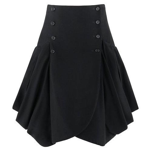Alexander McQueen Flare Skirt