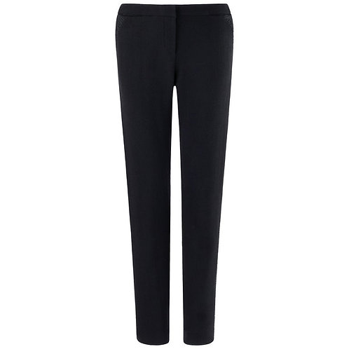 Alexander McQueen Low Rise Trousers