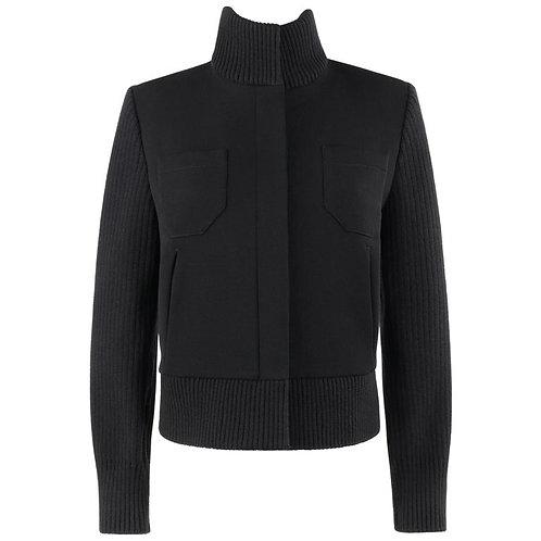 Alexander McQueen Wool Sweater Jacket