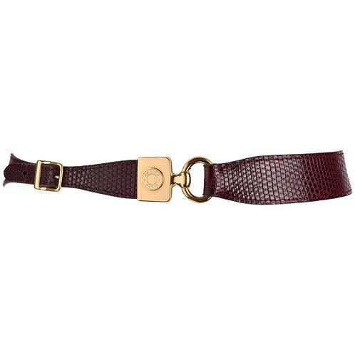 Hermes Equestrian Ring Belt