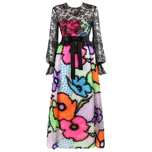 Kiki Hart Couture Maxi Party Dress