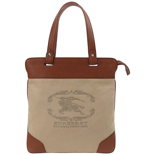 Burberry Tote Shopper Bag