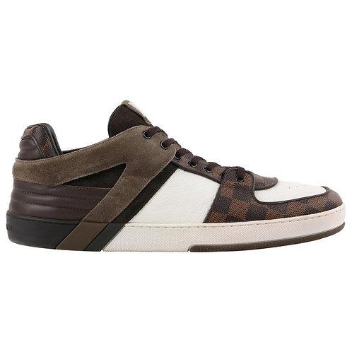 """Louis Vuitton """"Ace"""" Damier Sneakers"""