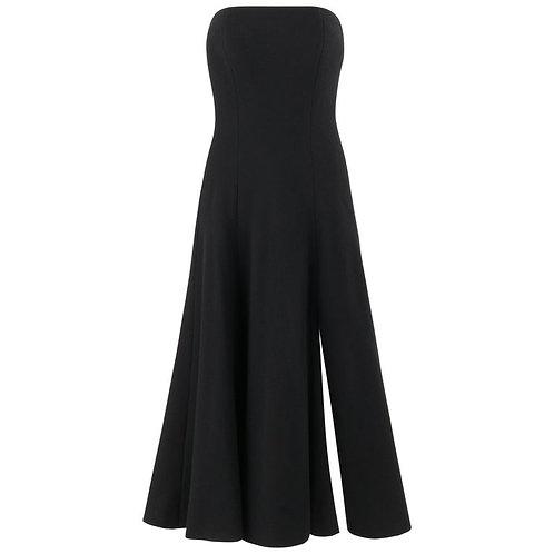 Atelier Versace Front Slit Dress