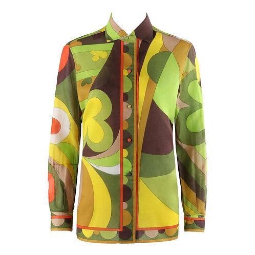 "Emilio Pucci ""Trifoglio"" Shirt"
