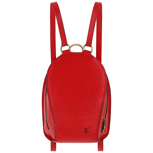 "Louis Vuitton ""Mabillion"" Backpack"