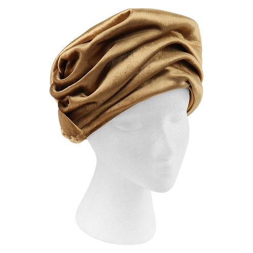Christian Dior Turban Cloche Hat