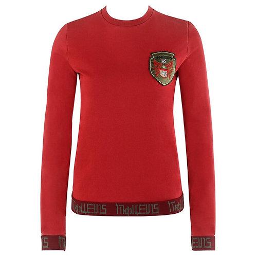 Alexander McQueen Pullover Sweater Top