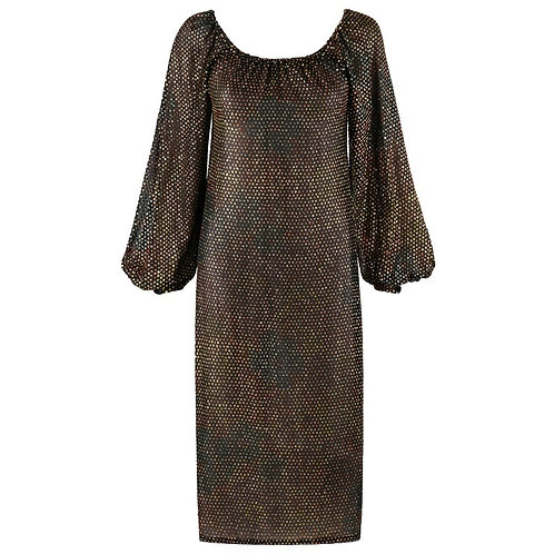 Givenchy Haute Couture c.1970s Shift Dress