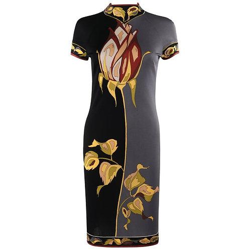 Emilio Pucci Floral Shift Dress