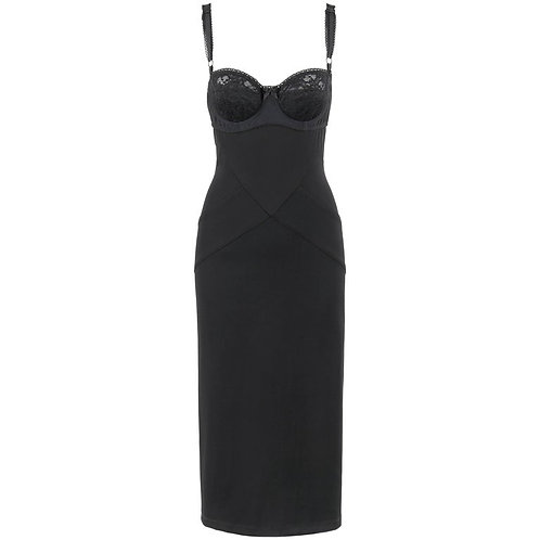 Dolce & Gabbana Bustier Shift Dress
