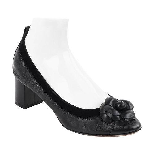 Chanel Ballet Pump Heels