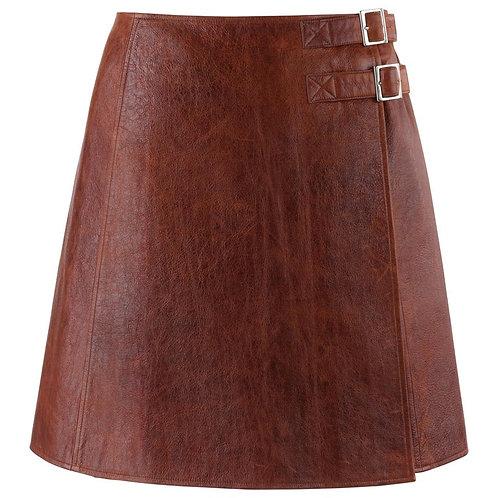 Paco Rabanne Buckle Wrap Skirt