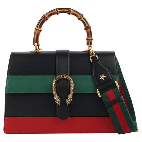 "Gucci ""Dionysus"" Leather Handbag"