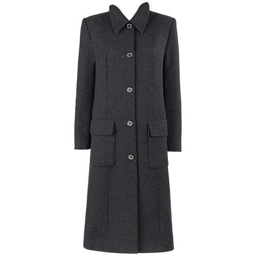 Givenchy Alexander McQueen Wool Overcoat