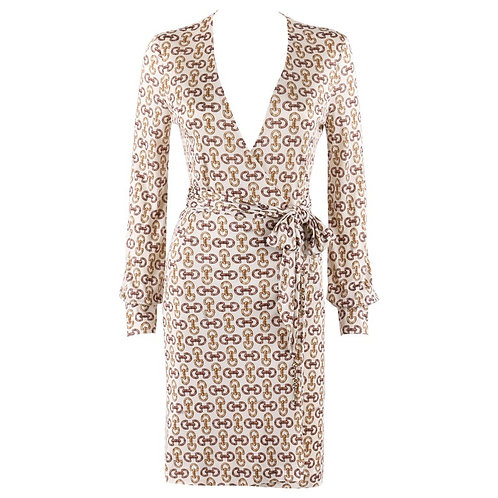 Gucci Belted Wrap Dress