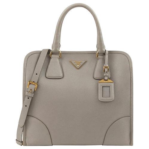 """Prada """"Saffiano Lux"""" Handbag"""