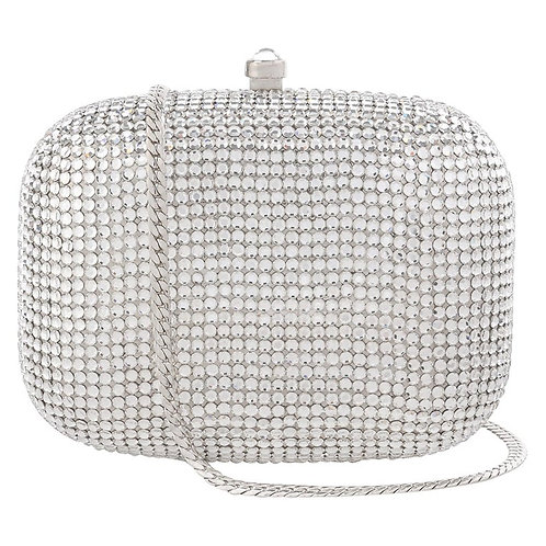 Savanna Austrian Crystal Handbag Clutch