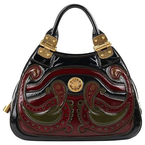 Alexander McQueen Turn Lock Handbag