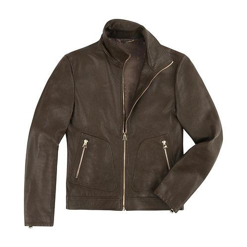 Dolce & Gabbana Moto Bomber Jacket