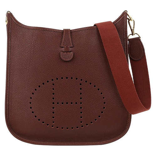 "Hermes ""Evelyne I"" Shoulder Bag PM"