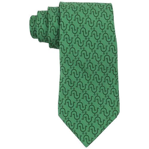 Hermes Equestrian Necktie