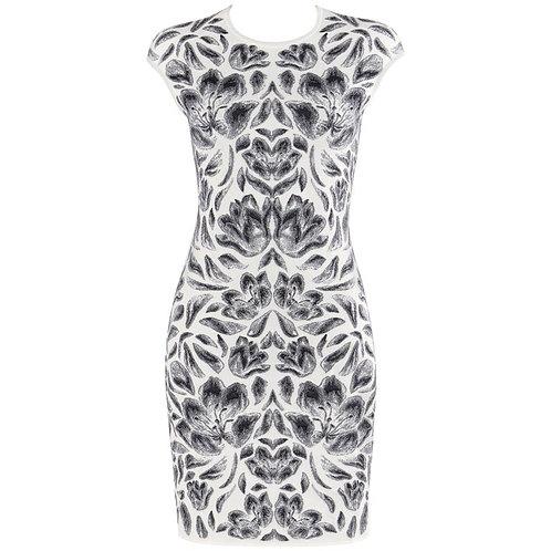 Alexander McQueen Body-Con Dress