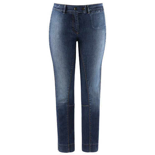 Alexander McQueen Straight Low Rise Jeans
