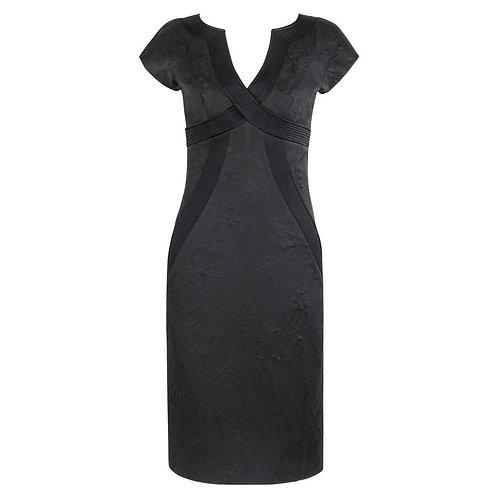Alexander McQueen Brocade Silk Dress