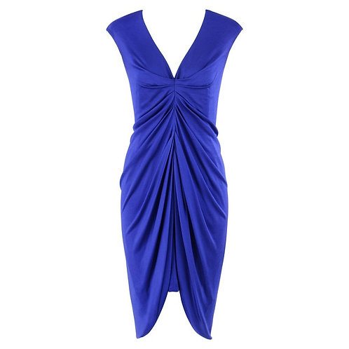 Alexander McQueen Ruched Body-Con Dress