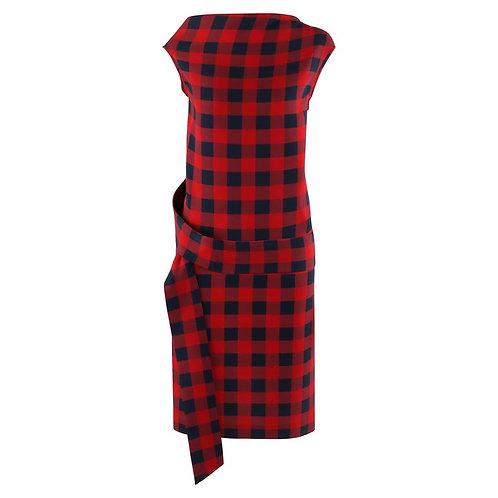 Alexander McQueen Ribbon Band Dress