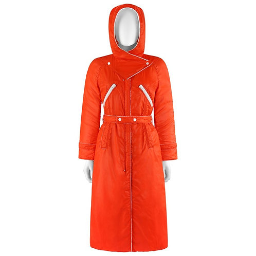 Courrèges Full Length Coat