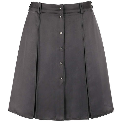 Louis Vuitton Silk Wrap Skirt