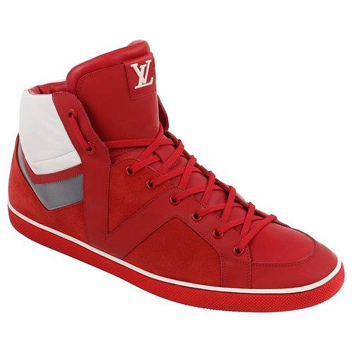"""Louis Vuitton """"Heroes"""" High Top Sneakers"""