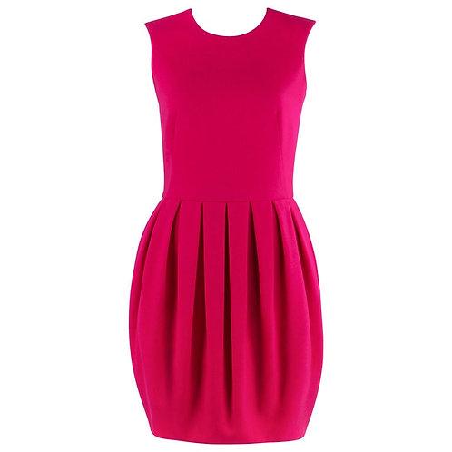 Alexander McQueen Bubble Mini Dress