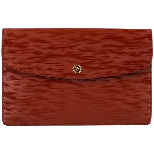 "Louis Vuitton ""Montaigne MM"" Clutch"
