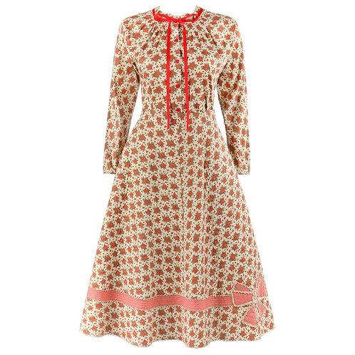 Geoffrey Beene Floral Bouquet Skirt Suit