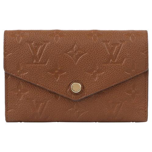 """Louis Vuitton """"Curieuse"""" Trifold Wallet"""