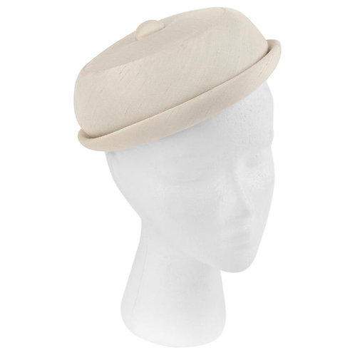 Givenchy Silk Button Top Hat