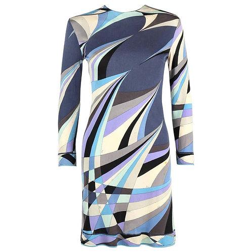 Emilio Pucci Silk Jersey Dress
